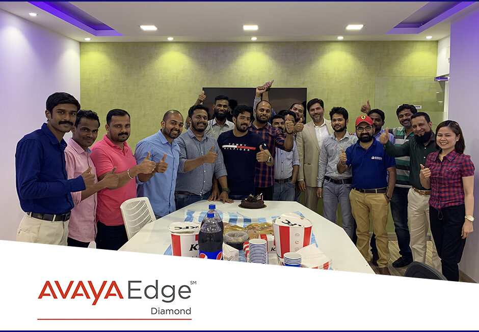 SYSCOM AVAYA EDGE DIAMOND PARTNER NOW