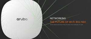 The future of Wi-Fi is here - Aruba