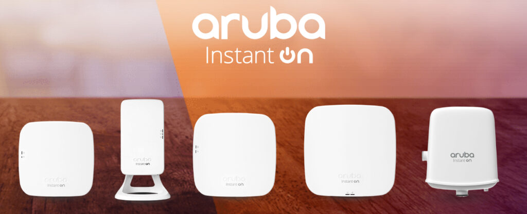 Aruba Instant On  Indoor and Outdoor Access Points